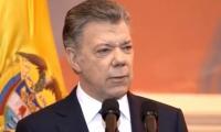 Juan Manuel Santos, expresidente.
