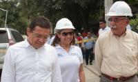 El alcalde Santa Marta, Rafael Martínez está convencido que esta sería la solución definitiva al problema de agua en la ciudad.