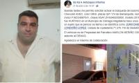 Juan Camilo Londoño, fue denunciado en facebook por estafa.