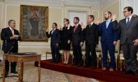 El Presidente Iván Duque dio posesión hoy a varios funcionarios de su Gobierno.