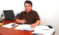 Omar García, presidente ejecutivo de Cotelco.