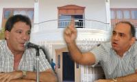 Juan Carlos Palacio (izquierda) y Carlos Pinedo (derecha) son los concejales a quienes les habrían pedido sobornos.