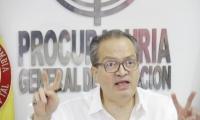 Fernando Carrillo, procurador general de la Nación en Santa Marta