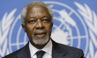 Kofi Annan, exsecretario general de la ONU.