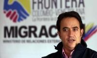 El director general de Migración Colombia, Christian Krüger.