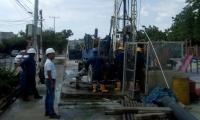 Los mantenimientos se realizarán en 6 pozos de la ciudad.