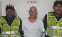 Raúl Valencia Álvarez  fue puesto a disposición de la Fiscalía.