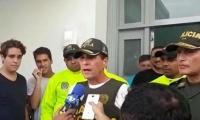 Empresario Fito Acosta habló tras haber sido liberado por sus captores.