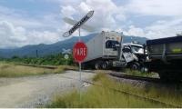 El accidente no dejó personas lesionadas.