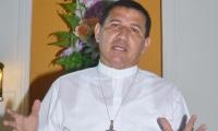Padre Fajid Álvarez Yacub.