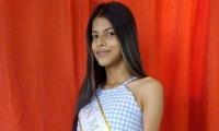Danna Fonseca Ospino, representante del Magdalena a Miss Teen en Bucaramanga
