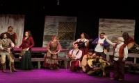 Obra de teatro durante el Festicaribe.