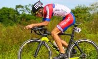 Álvaro José Restrepo, ciclista samario.