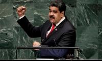 Nicolás Maduro ante la ONU.