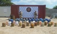 Incautan 130 galones de Acpm y 230 de gasolina en depósito ilegal.