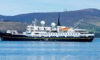 Se trata de la embarcación Sereníssima, de origen croata.
