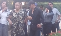 Dennis King, madre de Radamel García King.