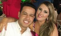 Dayana Jaimes y Martin Elias