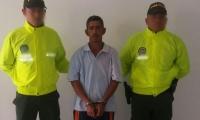 El presunto asesino del ciudadano venezolano fue capturado en Guacamayal.