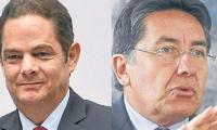 German Vargas Lleras y Néstor Humberto Martínez