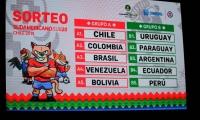El torneo comienza este jueves y es clasificatorio para el Mundial de la categoría.
