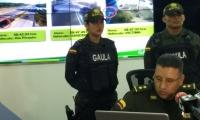 El General Fernando Murillo Orrego, Director Nacional del Gaula de la Policía