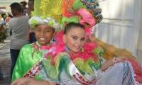 Reyes infantiles de las Fiestas del Caiman