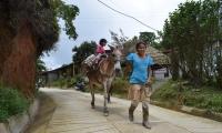 Estos 14 kilómetros se conectarán con la vía El Campano - La Tagua.