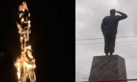 Estatua de Chavez