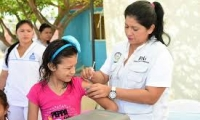 Con estas estrategias, buscan garantizar el acceso a la población objeto del Programa Ampliado de Inmunización.