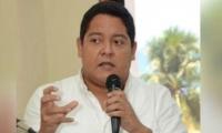 El director de Santa Marta Cómo Vamos, Lucas Gutiérrez, hizo los cuestionamientos.