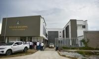 Este establecimiento contó con una inversión total de 8.700 millones de pesos.