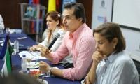 Se da luz verde para el mejoramiento del circuito vial en municipios del Magdalena.
