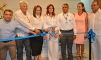 Inauguración de la nueva sede de la Cámara de Comercio.