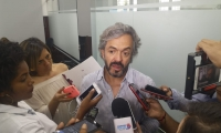 El director del Departamento Administrativo Nacional de Estadística, Juan Daniel Oviedo.