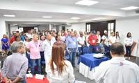 El Encuentro de Rectores 2019 el cual finaliza este viernes y que convocó a los 154 rectores de las Instituciones Educativas Departamentales,