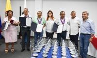 La Secretaría de Educación Departamental desarrolló el encuentro en marcado en el Proyecto Educativo Institucional y Plan de Mejora Institucional.