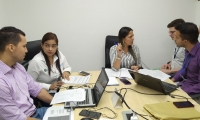 Gobernación y municipios del Magdalena reciben asistencia técnica en el marco del proceso del concurso de méritos.