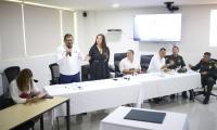 Secretaría Técnica del Comité de Seguimiento Electoral sella pacto por la no violencia en campañas políticas del Magdalena.