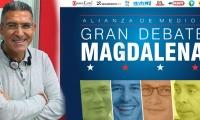Jorge Cura, moderador del Gran Debate Magdalena.