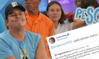 El samario Carlos Vives se pronunció en Twitter por el debate.