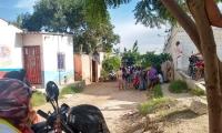 El enfrentamiento se registró en el barrio Minuto de Dios, de Ciénaga