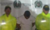 A Farid Orozco, alias Besitos, le dieron casa por cárcel.