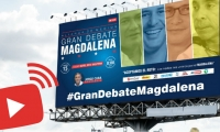 En Vivo, Gran Debate Magdalena.