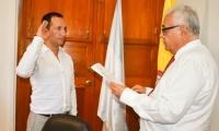 Posesión de Fabio Augusto Parra Beltrán.