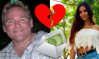 Paola Ariza y Brian Harrington