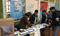 Dos candidatos se disputan la preferencia electoral este domingo: El presidente Morales, que figura como favorito, y el expresidente Carlos Mesa.