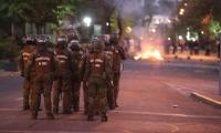 Protestas en Chile.