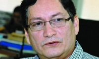 Álvaro Lastra Jiménez, secretario de Educación Distrital