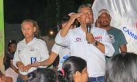 Orlando Bermúdez García, candidato a la alcaldía de Ciénaga a quien se le expulsó de su partido